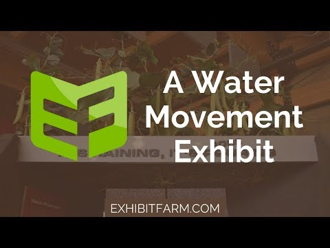 Down in the Dirt: A Water Movement Exhibit