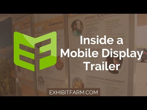 "The ""Careers in Ag"" Sign Series: Inside a Mobile Ag Trailer"