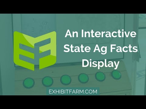 Numbers Don't Lie: An Interactive State Ag Displays