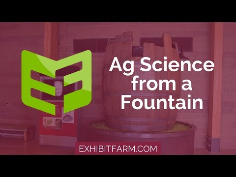 Liebig's Barrel Demonstration: Ag Science from a Fountain