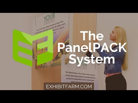 Portable Display Towers: The PanelPACK System