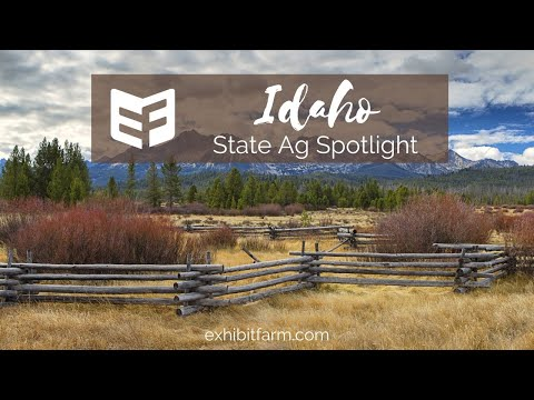 State Agriculture Spotlight: Idaho Ag Facts