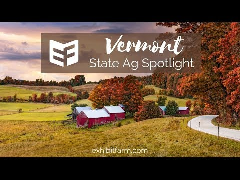 State Ag Spotlight: Vermont Ag Facts