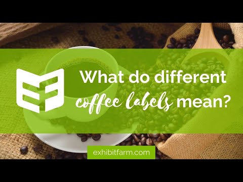 """""""What do Coffee Certifications Mean?"""" (Answering Consumers' Agriculture Questions)"""