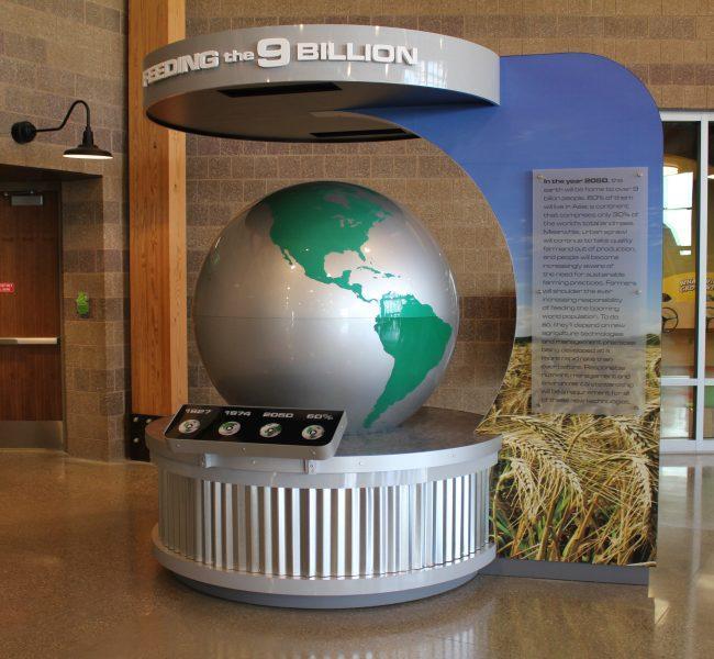 Interactive Globe 02