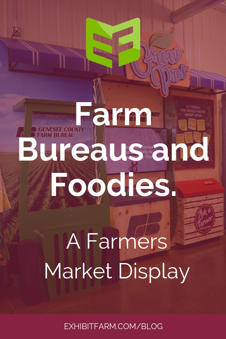 Farmers Market Display Promo