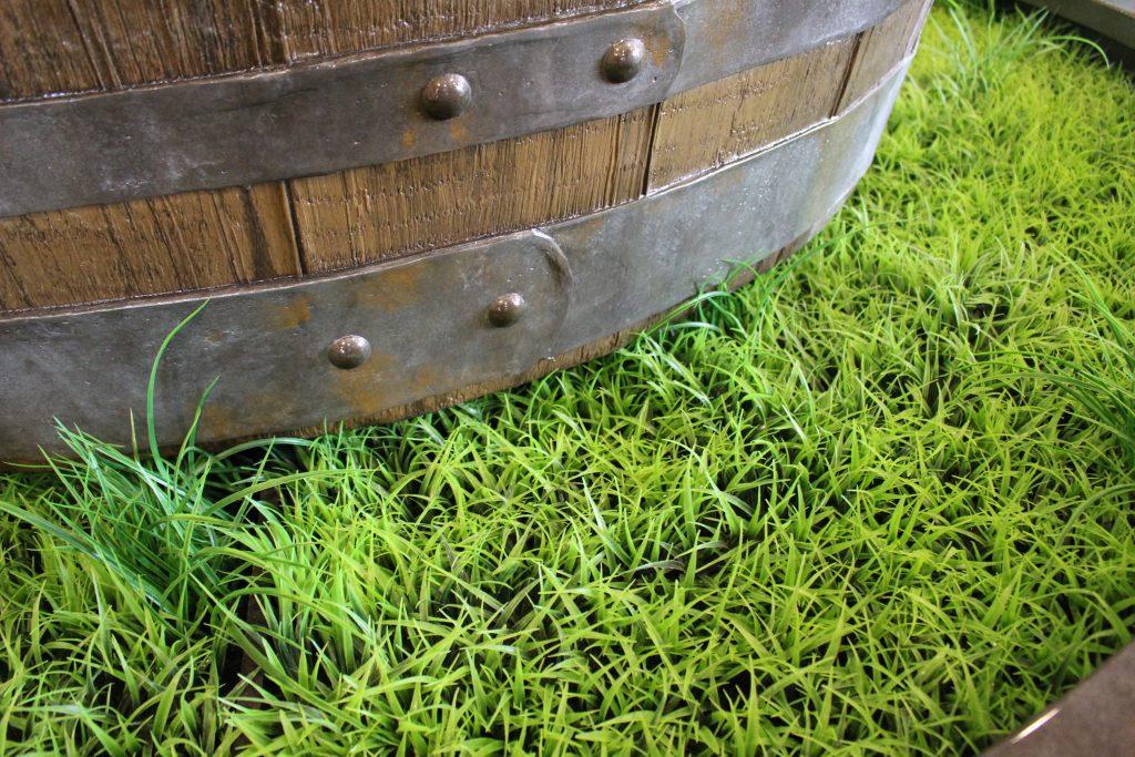 Liebig's Law Barrel Display 06