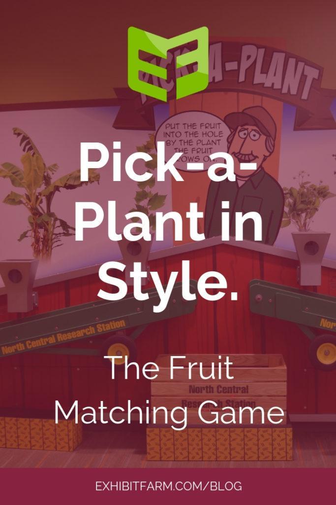 Pick-A-Plant Promo