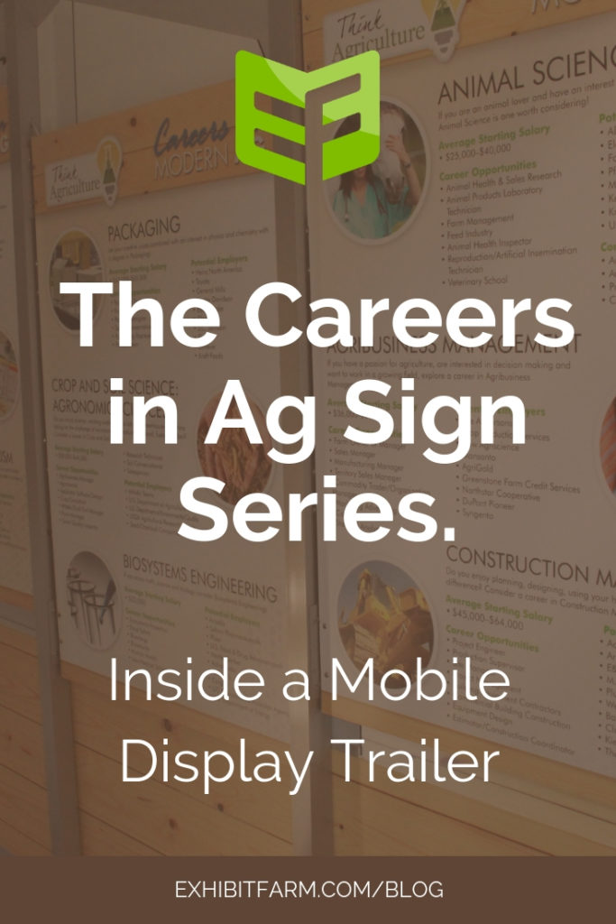 Careers in Ag Signs Promo