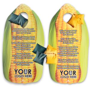 Corny Cornole Boards