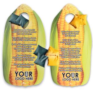 Corny Cornole Boards