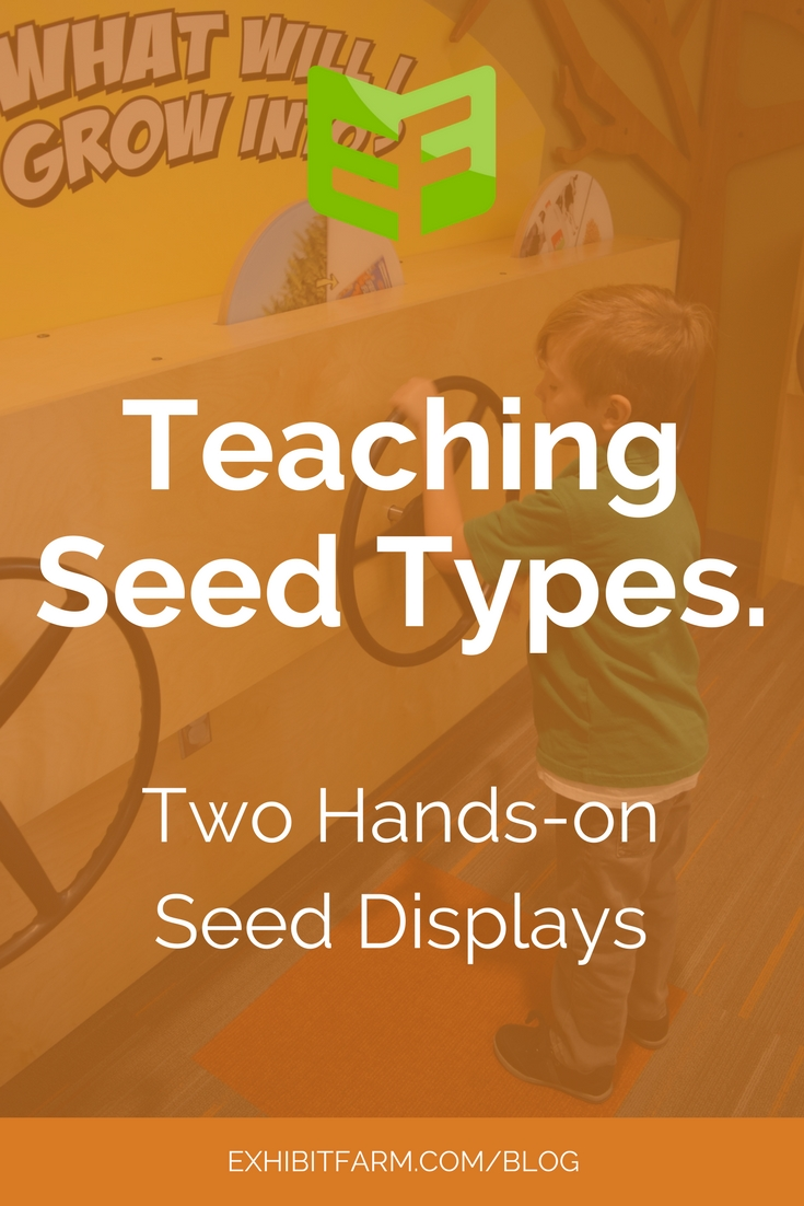 Seed Identification Displays Promo