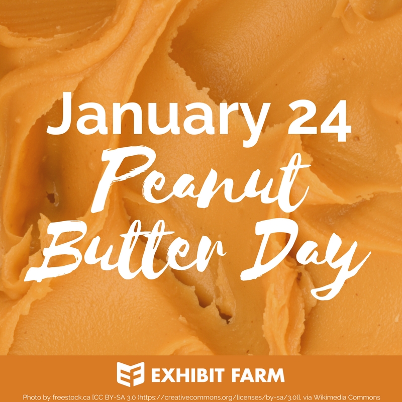 Peanut Butter Day Post Promo