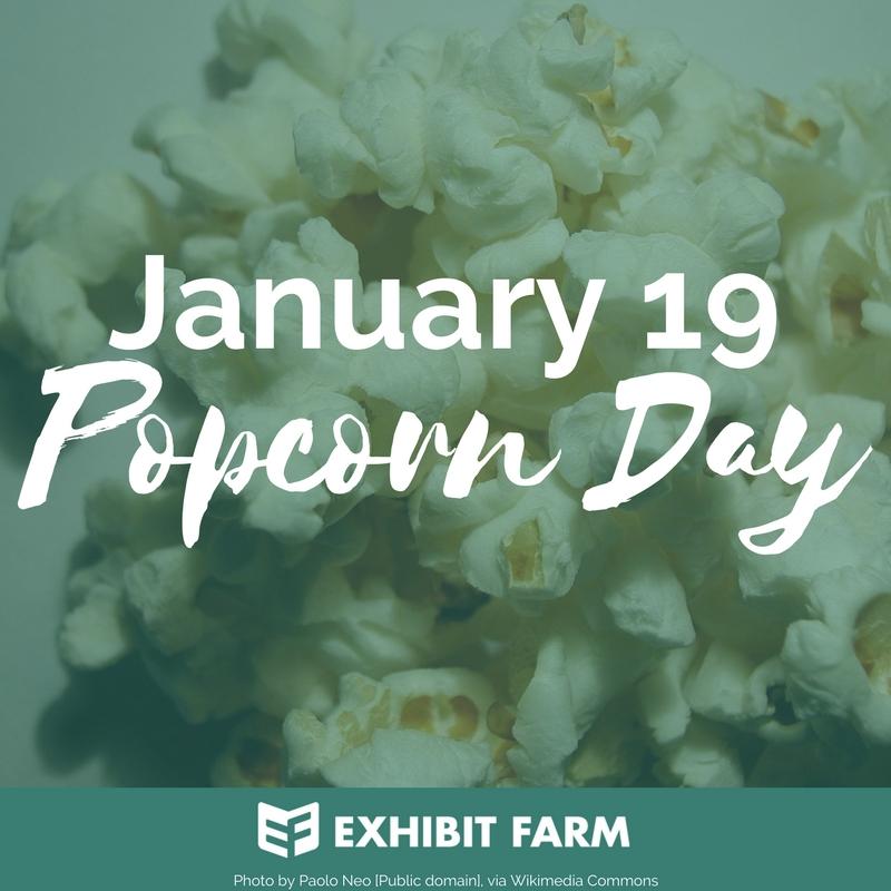 Popcorn Day Post Promo