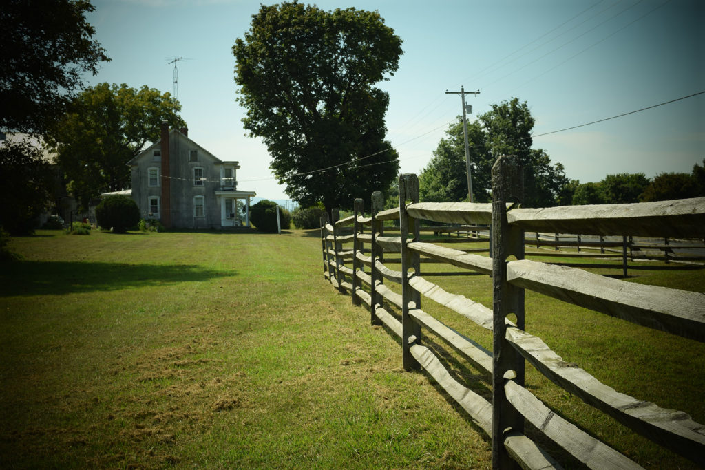 Photo of Virginia Farmyard