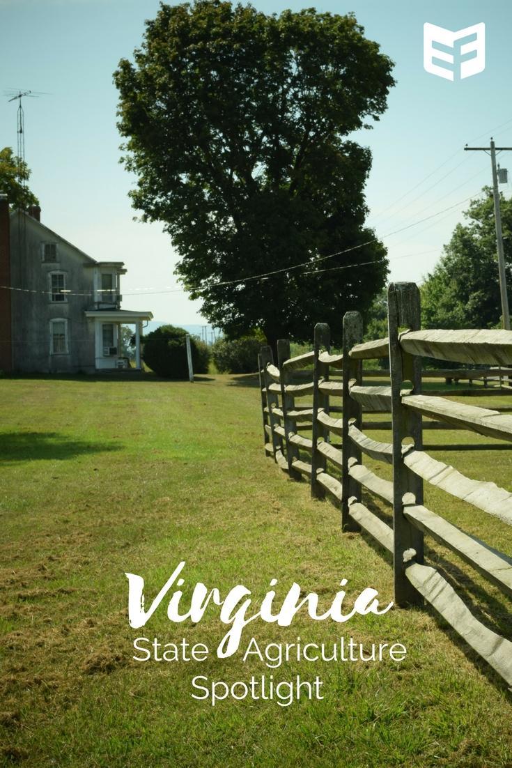 Virginia Agriculture Spotlight