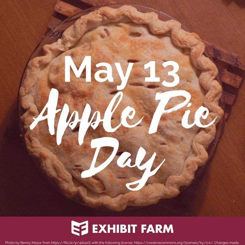 Apple Pie Day Promo