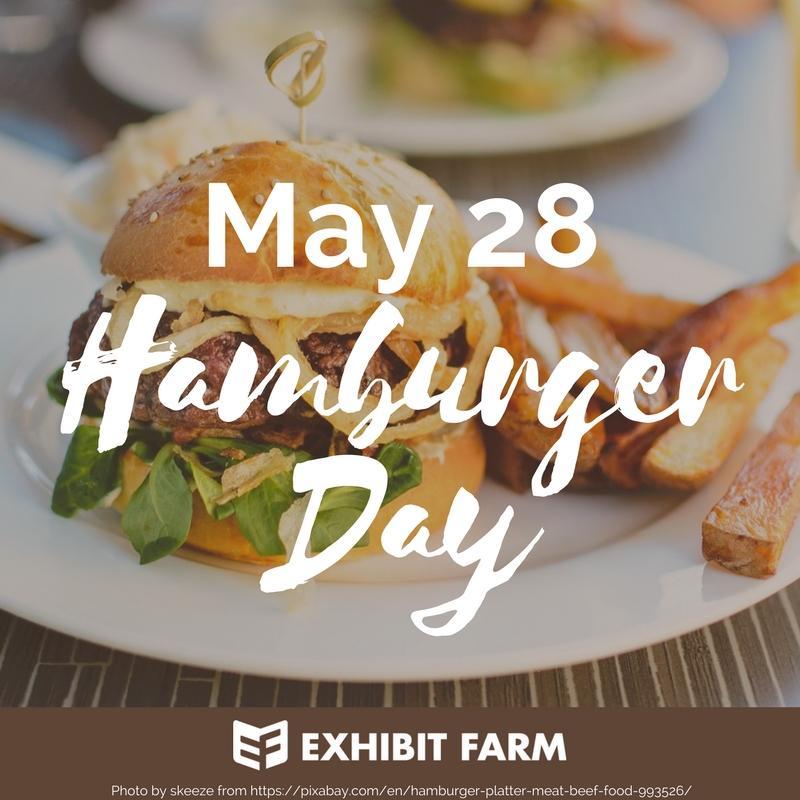 Hamburger Day Promo