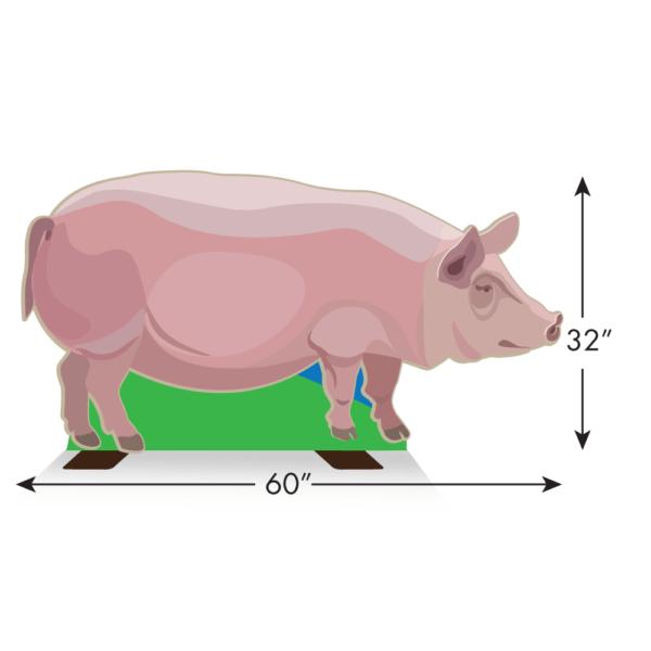 Pig Cutout