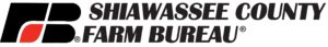 Shiawassee County Farm Bureau Logo