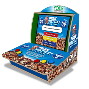 Dry Bean Tabletop Trivia Quiz Game Product Photo