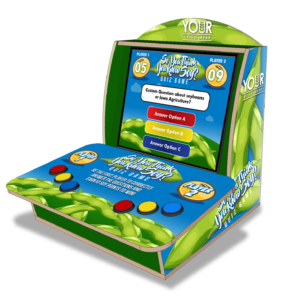 Soybean Tabletop Trivia Quiz Game Product Photo