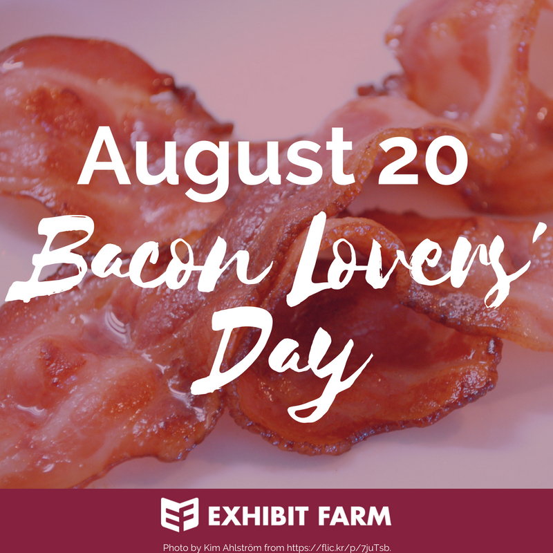 Bacon Lovers' Day Promo