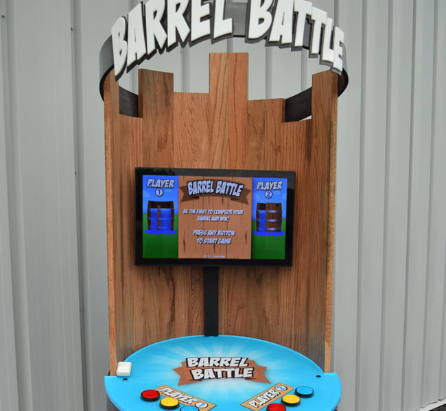 Barrel Battle Main Photo