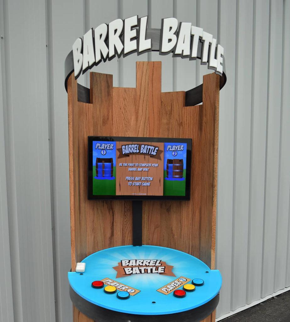 Barrel Battle Main Photo