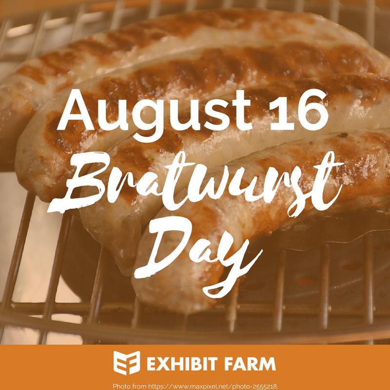 Bratwurst Day Promo