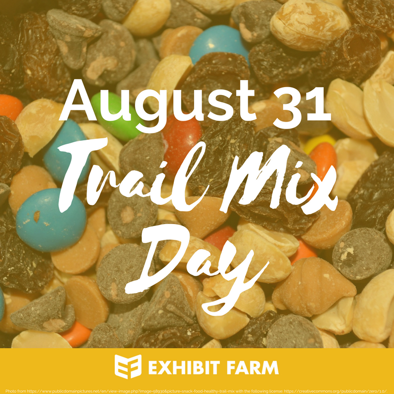 Trail Mix Day Promo
