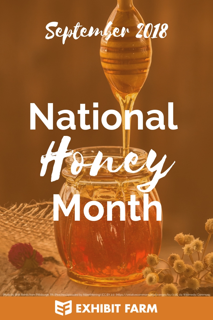 Honey Month Promo