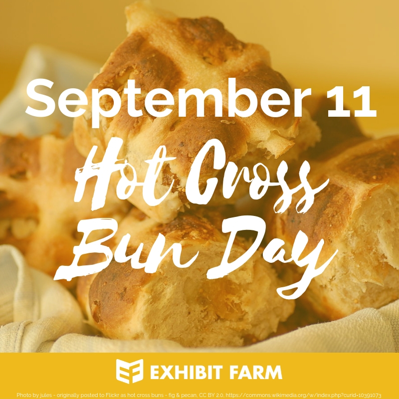 Hot Cross Bun Day Promo