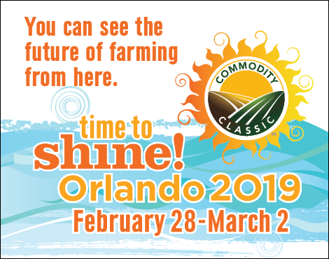 Commodity Classic 2019