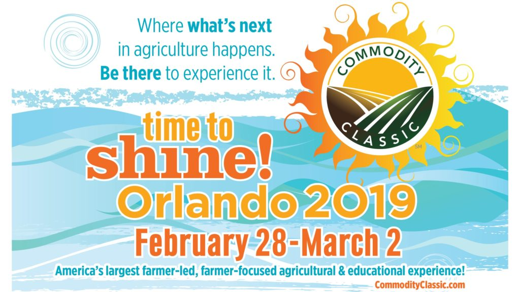 Commodity Classic Banner