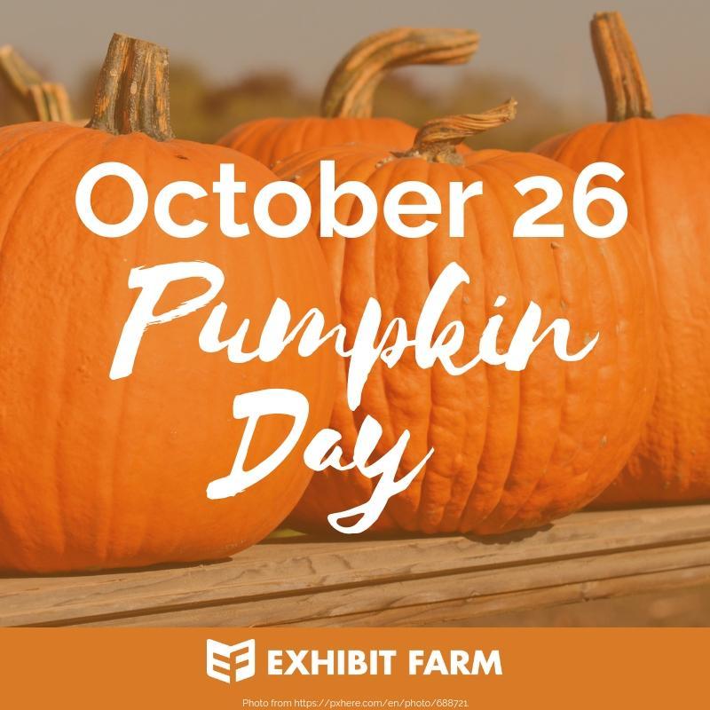 Pumpkin Day Promo