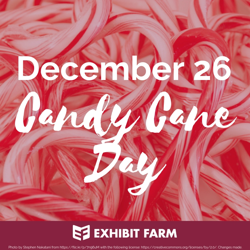 Candy Cane Day Promo