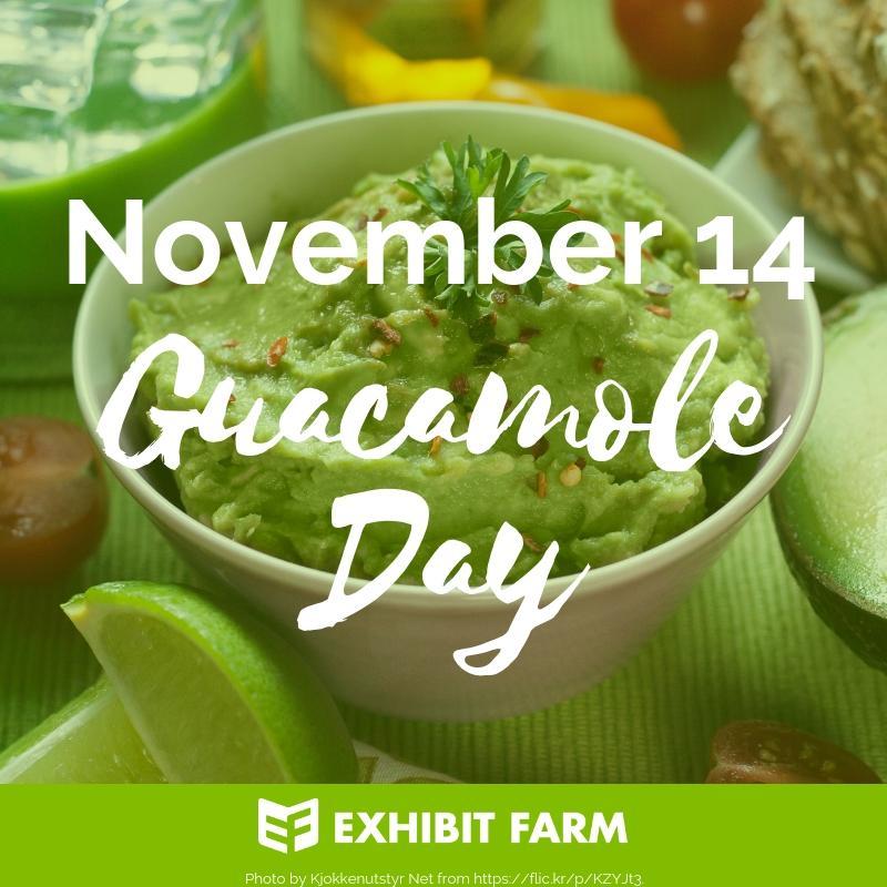 Guacamole Day Promo