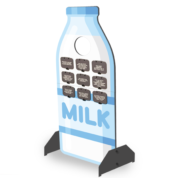 Milk Bottle Standup