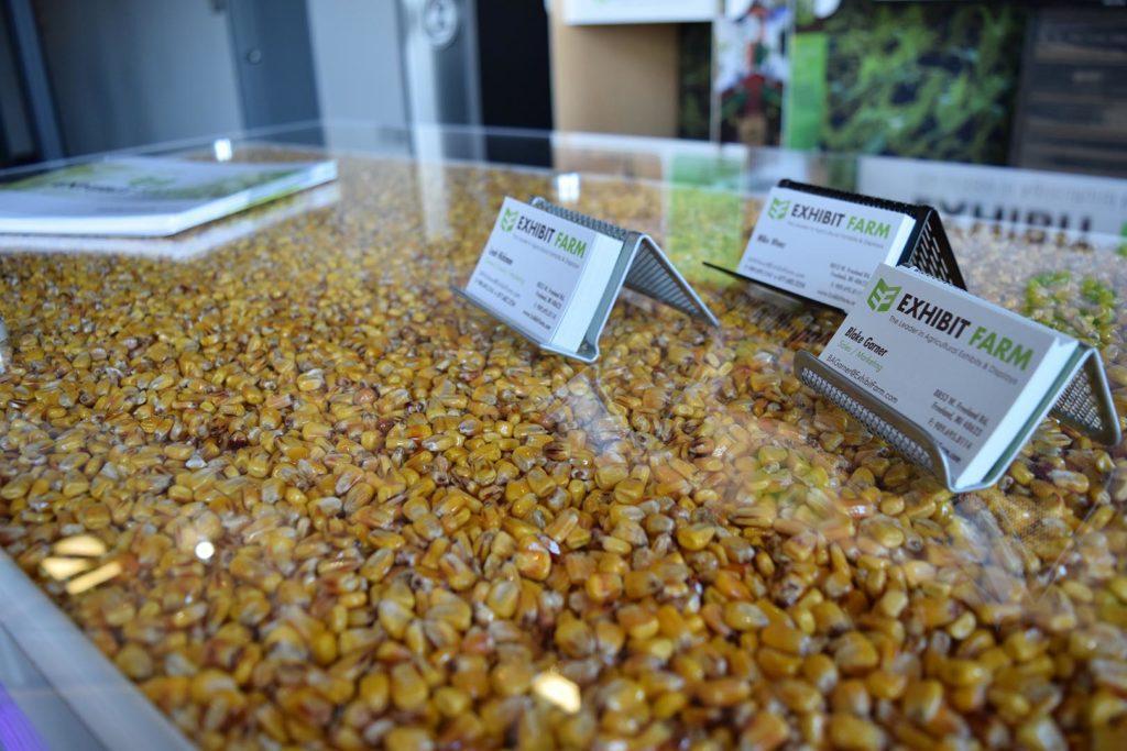 Exhibit Farm Engagement Table